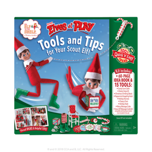 The Elf on the Shelf Scout Elves at Play