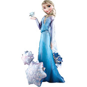 Balloons.com Frozen - Elsa - Balloon Buddy (with helium)