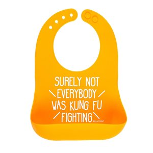 Bella Tunno Kung Fu Fighting Wonder Bib