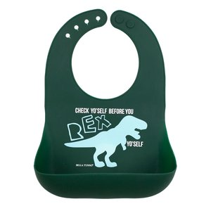 Bella Tunno Rex Yo Self Wonder Bib