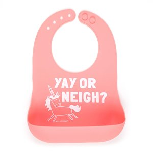Bella Tunno Yay or Neigh Wonder Bib