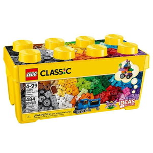 Lego 10696 LEGO 4+ Classic Medium Creative Brick Box