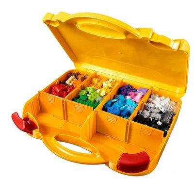 Lego 10713 LEGO 4+ Classic Creative Suitcase