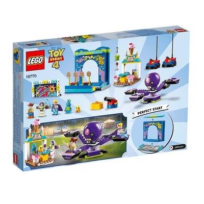 Lego 10770 LEGO 4+ Toy Story 4 Buzz & Woody's Carnival Mania!