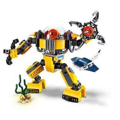 Lego 31090 LEGO Creator Underwater Robot
