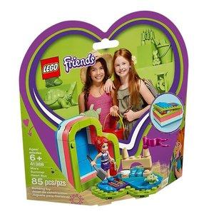 Lego 41388 LEGO Friends Mia's Summer Heart Box