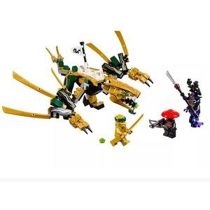 Lego 70666 LEGO Ninjago The Golden Dragon