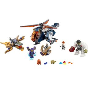 Lego 76144 LEGO Avengers Hulk Helicopter Rescue