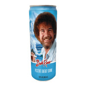 Redstone Foods BOB ROSS POSITIVE ENERGY DRINK CAN