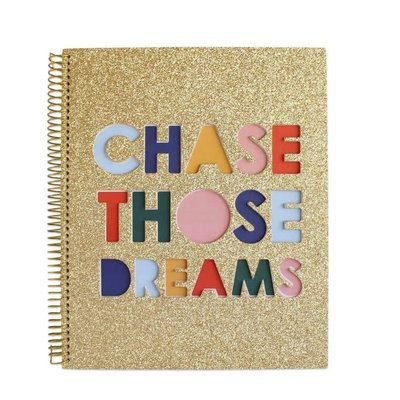 Packed Party Chase Those Dreams Notebook