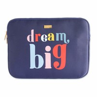 Packed Party Dream Big Laptop Case
