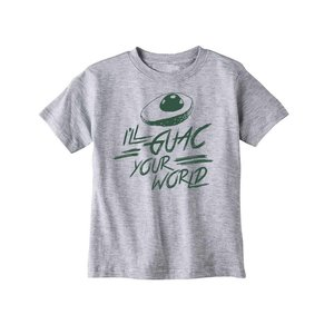 Bad Pickle Tees I'll Guac Your World Kid's T-shirt: