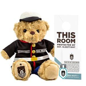 ZZZ Bears Sgt Sleeptight - Marine Blues