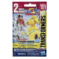 BBCW Transformers Cyberverse Figures - Tiny Turbo Changers Blind Bags