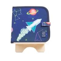 Jaq Jaq Bird Color It & Go Erasable Book - Constellations