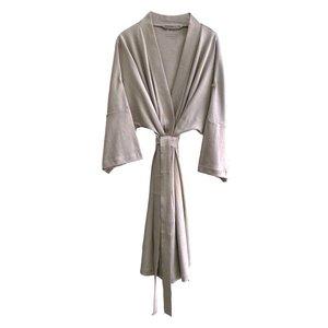 Cat & Dogma Ash Kimono Robe
