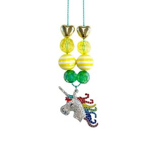 Fiveloaves Twofish Magical Charm Necklace -