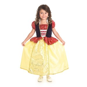 Little Adventures Snow White Costume Gown -
