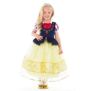 Little Adventures Snow White Deluxe Costume Gown -