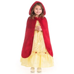 Little Adventures Child Cloak Red -