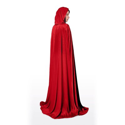Little Adventures Adult Cloak Red