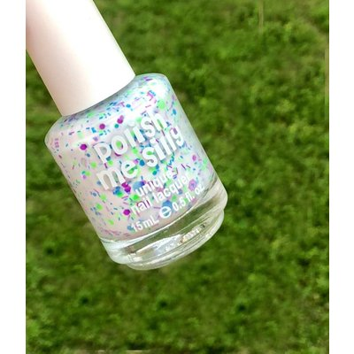 Polish Me Silly Chit Chat - Snow Princess Nail Polish