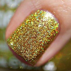 Polish Me Silly Super Star - Rainbow Sparkle Nail Polish