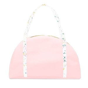 Talking Out of Turn SOMEWHERE TOTE - PINK + SPLATTER HANDLES