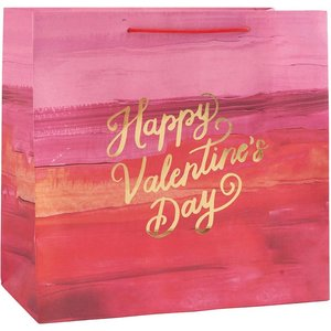 Paper Source Wholesale Painted Happy Valentines Day Large Bag