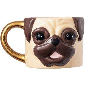 Paper Source Wholesale Pugs 'n' Kisses Mug