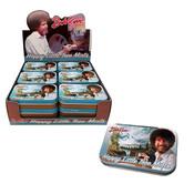 Redstone Foods Bob Ross Happy Little Tree Mints Tin