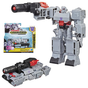 BBCW Transformers Cyberverse Figures - Action Attackers - 1 step Megatron