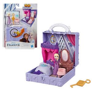 BBCW Frozen 2 Playset - Pop Adventures Elsa Bedroom Set