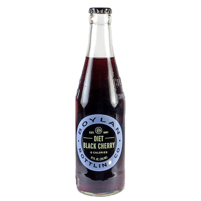 Redstone Foods BOYLAN - DIET BLACK CHERRY SODA