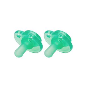 Nookums Nookums Paci-Plushies Replacement Pacifers - Green