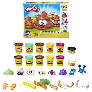 BBCW Play-Doh - Poop Troop Set w/ 12 Cans