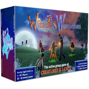 Starlux Wizards and Werewolves