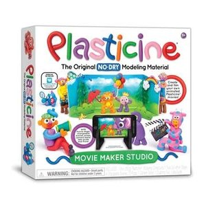 Kahootz Plasticine Movie Maker Studio Kit