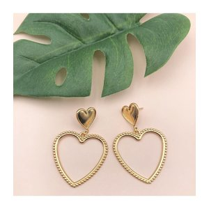 Treasure Jewels Gold Heart