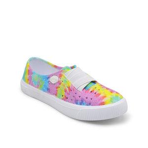 Blowfish Malibu Rioo-k - Pastel  Tie Dye/White Sneakers