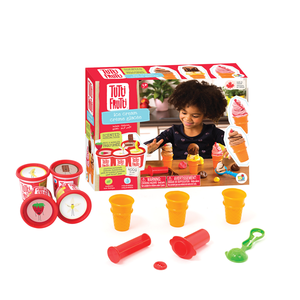 Family Games America Tutti Frutti Ice Cream Kit -4 tubs