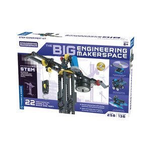 Thames & Kosmos The Big Engineering Makerspace
