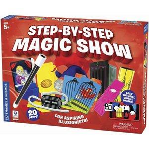 Thames & Kosmos Step-by-Step Magic Show