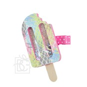 Beyond Creations 2.5 GLITTER SHAKER ICE CREAMS ON PINCH CLIP -