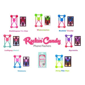 American Jewel Rockin Candy Phone Flashers