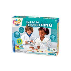 Thames & Kosmos Intro to Engineering