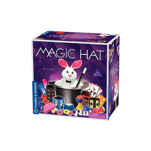 Thames & Kosmos Magic Hat - 35 Tricks!