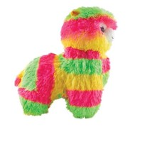 Fashion Angels Alpaca Plush - Large - Neon Yellow, Green & Pink