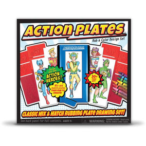 Kahootz Action Plates Deluxe Kit