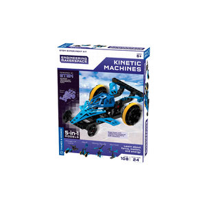 Thames & Kosmos Kinetic Machines 5 in 1 Models